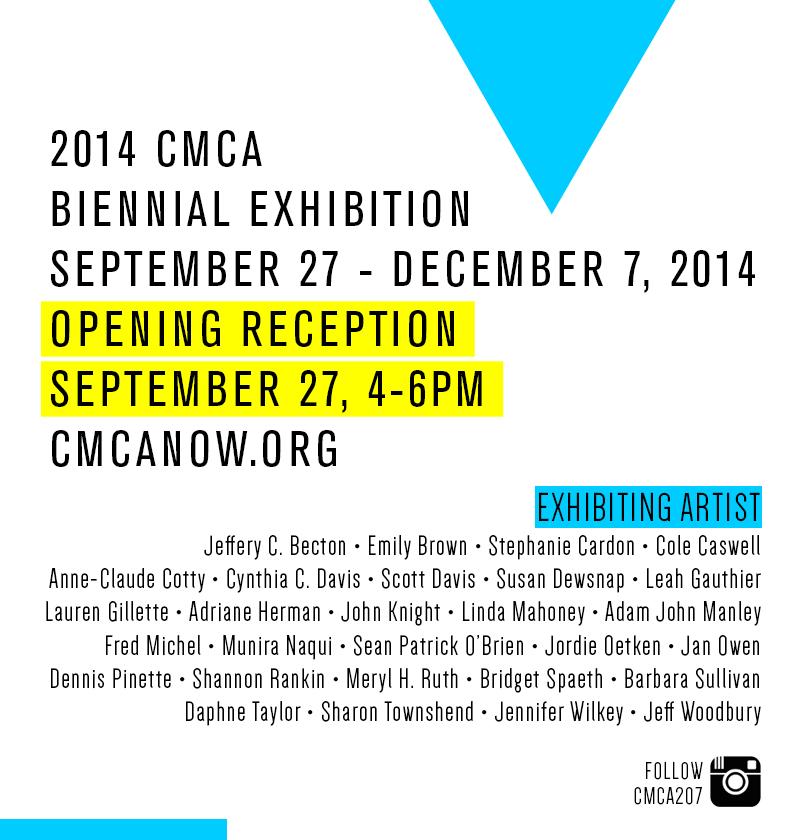 2014 CMCA_Biennial Exhibition_September 27, 2014