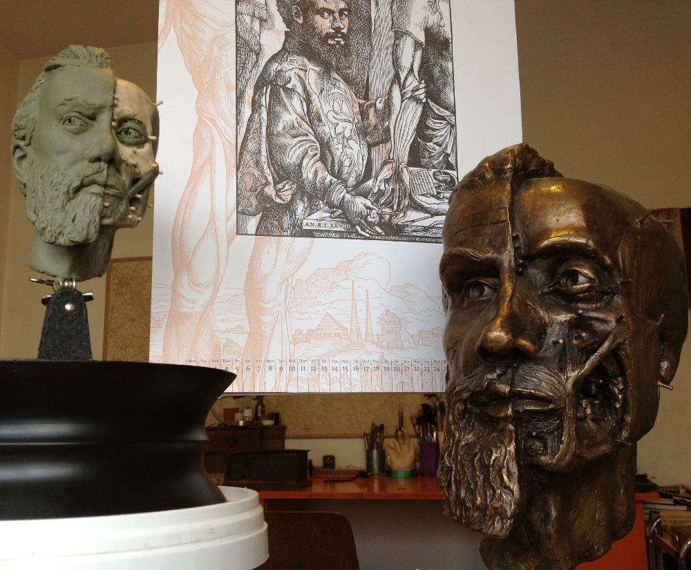 """Let's support """"The quest for the lost grave of Andreas Vesalius"""" scientific project!"""