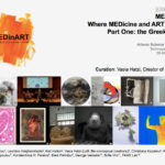 EXHIBITION «MEDinART – where MEDicine and ART collide. Part One: The Greek Αrtists», Athens Science Festival, 29/03/17-03/04/17