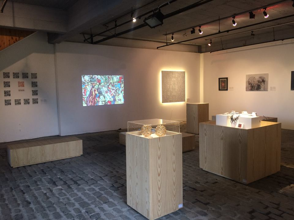 MEDinART exhibition / Athens Science Festival 2017 (pictures from the event)