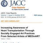 Article about MEDinART in JACC:Case Reports